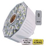 SURYA 32 SMD LED Fitting E-27 (Merchant) - Lampu Emergency