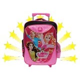 SWAN Prelite Roll G3 Trolley School 2 Princess - Tas Anak