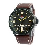 SWISS ARMY Watch [SA1128] - Brown - Jam Tangan Pria Casual