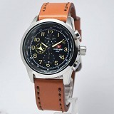 SWISS ARMY Watch[SA2202]-Brown/Silver - Jam Tangan Pria Casual