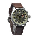 SWISS ARMY Watch [SA8775] - Dark Brown/Grey - Jam Tangan Pria Casual