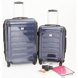 SWISS Military Trolley Case - Navy - Koper