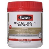 SWISSE High Strength Propolis 2000mg - Suplement Penambah Daya Tahan Tubuh