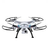 SYMA X8G - Silver (Merchant) - Drone