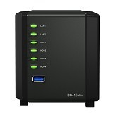 SYNOLOGY DiskStation [DS416slim] - Nas Storage Tower