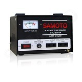 Samoto Stabilizer Servo Motor 500VA (Merchant) - Stabilizer Consumer