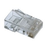 Scs RJ45 UTP Connector Cat 5E (Merchant) - Rj45 Connector