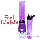 TOKO KADO UNIK Shake n Take 3rd Generation - Purple - Blender