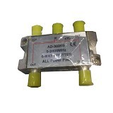 Splitter TV 4 Way 5 - 2400Mhz (Merchant)