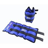 ... Sport Pioner Ankle Weight 3kg - Blue (Merchant) - Other Exercise