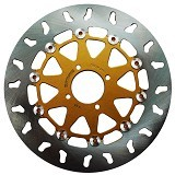 TAD Disc Brake Bintang Mio - Gold (Merchant) - Rem / Brake Motor