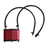 TAD Oil Cooler Cool - Red (Merchant) - Sparepart Mesin Motor