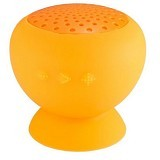 TAFF Mushroom Speaker Bluetooth Music Shower [MB2] - Orange (Merchant) - Speaker Portable