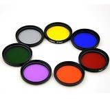 MYYTA19 Colorful Diving Filter for GoPro - Black (Merchant) - Camcorder Lens Cap and Housing Protection