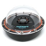 TAFFWARE Dome Port Underwater - Black (Merchant) - Camcorder Mounting