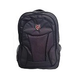 TAIGER Tas Ransel - Black (Merchant) - Notebook Backpack