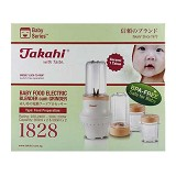 TAKAHI Electrical Blender - Baby Food Processor