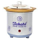 TAKAHI Slow Cooker 0.7L [BZ-775] - Blue - Rice Cooker