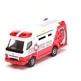 TAKARA TOMY Tomica 119 Morita Fire Fighting Ambulance [TM688686] - Die Cast