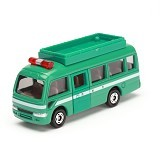 TAKARA TOMY Tomica 38 Mobile Rescue Bus [TM359753] - Die Cast