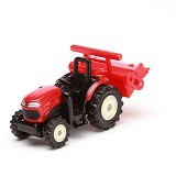 TAKARA TOMY Tomica 52 Yanmar Tractor EcoTra EG300 Series [TM359494] - Die Cast