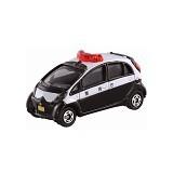 TAKARA TOMY Tomica Mitsubishi I-Miev Police Car [T4904810372783] - Die Cast