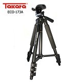 TAKARA Tripod ECO 173A (Merchant) - Tripod Combo With Head
