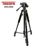 TAKARA Tripod ECO 193A (Merchant) - Tripod Combo With Head