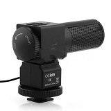 TAKSTAR Mic Shot Gun [C698] (Merchant) - Camera and Video Microphone