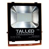 TALLED 2x Flood Light Samsung White 50 Watt - Lampu Sorot Led