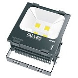 TALLED Flood Light 200 Watt DC 3000K - Lampu Sorot Led