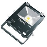TALLED Flood Light 50 Watt DC 5000-6000K - Lampu Sorot Led