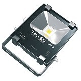 TALLED Flood Light 50 Watt DC 3000K - Lampu Sorot Led