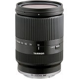 TAMRON 18-200mm f/3.5-6.3 Di III VC for Canon EOS M [B011EM] - Black - Camera Slr Lens