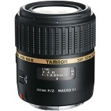 TAMRON SP AF 60mm F/2.0 Di II LD (IF) Macro 1:1 for Canon - Camera Slr Lens