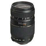 TAMRON AF 70-300mm Di F/4-5.6 LD Macro 1:2 for Canon - Camera Slr Lens