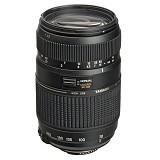 TAMRON AF 70-300mm F/4-5.6 Di LD MACRO 1:2 for Canon (Merchant) - Camera Slr Lens