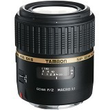 TAMRON SP AF 60mm F/2.0 Di II LD (IF) Macro 1:1 for Sony - Camera Slr Lens