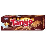 TANGO Wafer Renyah Chocolate 176gr (Merchant) - Biskuit & Waffer