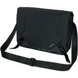 "TARGUS 13.3"" Drifter Messenger for MacBook [TSM675AP-50] - Black Grey (Merchant) - Notebook Shoulder / Sling Bag"