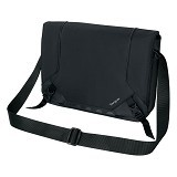 "TARGUS 13.3"" Drifter Messenger for MacBook [TSM675AP-50] - Black Grey - Notebook Shoulder / Sling Bag"