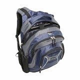 "TARGUS 15.4"" Feren Backpack [TSB03202AP-10] - Navy Black - Notebook Backpack"