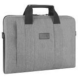 "TARGUS 15.6"" CitySmart Sllipcase [TSS59404AP-50] - Grey - Notebook Shoulder / Sling Bag"