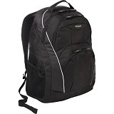 "TARGUS 15.6"" Motor Backpack [TSB194US-50] - Black - Notebook Backpack"