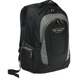"TARGUS 15.6"" Trek Backpack [TSB193US-50] - Black - Notebook Backpack"