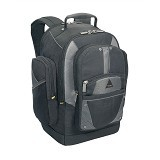 "TARGUS 16"" Conquer Plus Backpack [TSB213AP-50] - Black - Notebook Backpack"
