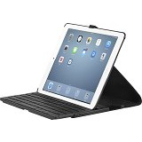 TARGUS Versavu Case with Keyboard for Apple iPad Air [THZ192AP-50] - Noir - Casing Tablet / Case