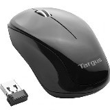 TARGUS Wireless Bluetrace Mouse [W573] - Black (Merchant) - Mouse Basic