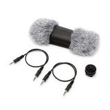 TASCAM AK-DR70C Acc Pack For DR70D - Camera and Video Microphone