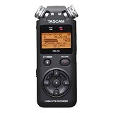 TASCAM DR-05 Portable Digital Recorder - Voice Recorders